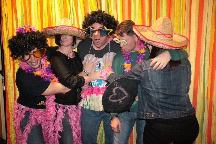 Zábavný večírek - firemní akce