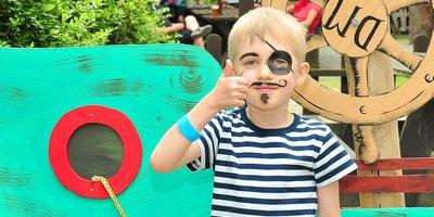 Family day program Pirátská plavba