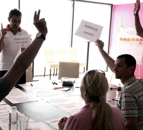 Teambuilding ozdravení vztahů na pracovišti