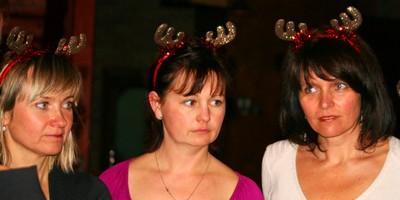 Vánoční zábavný společenský program Vanoční vločky