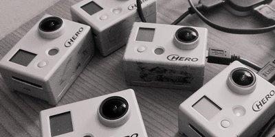 Filmová Akademie GoPro Hero