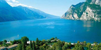Itálie – Lago di Garda – Riva del Garda
