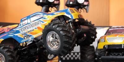 Monte Carlo tým RC modely aut
